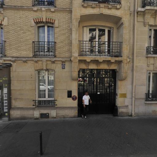 Voisin Fanny - Médecin généraliste - Paris