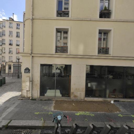 Station Vélib' Alexandre Dumas - Place de la Réunion - Vélos en libre-service - Paris
