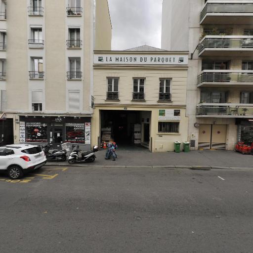 Michelet - Bois d'aménagement et de construction - Paris