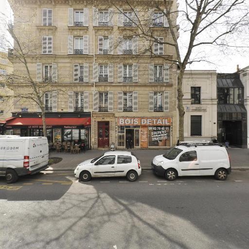 Az Bois - Bois d'aménagement et de construction - Paris