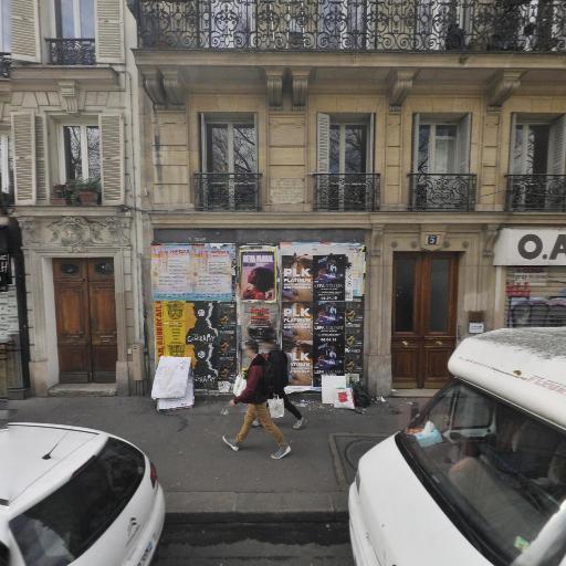 Gresilley Laurent - Enseignement pour les professions artistiques - Paris