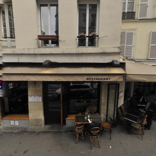 Biondi - Restaurant - Paris