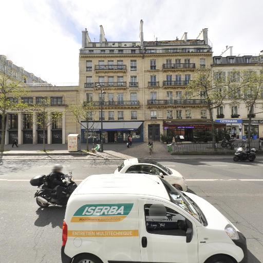 Station Vélib' Temple - Charlot - Vélos en libre-service - Paris
