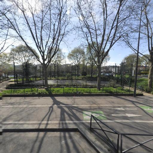 Jardin Benoit Fraichon - Parc, jardin à visiter - Paris