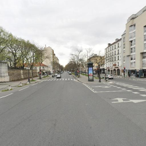 Tombe d'Alain Bashung - Attraction touristique - Paris