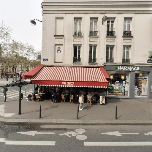 Pharmacie Folie Mericourt - Pharmacie - Paris