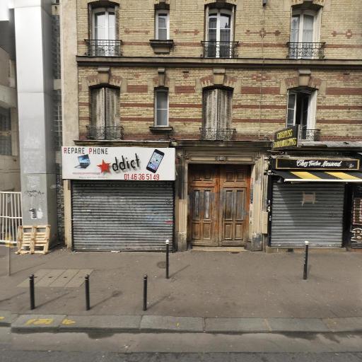 Sang Jean-Michel - Cordonnier - Paris