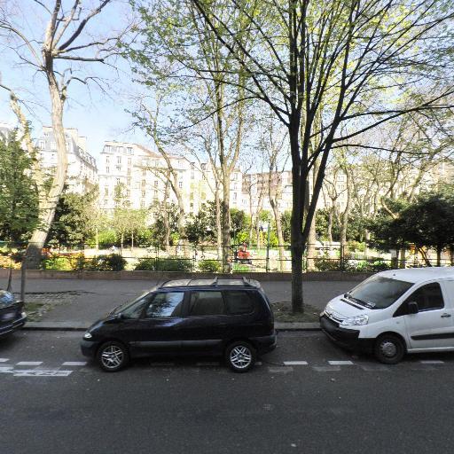 Square du Sergent Aurelie-salel - Parc, jardin à visiter - Paris