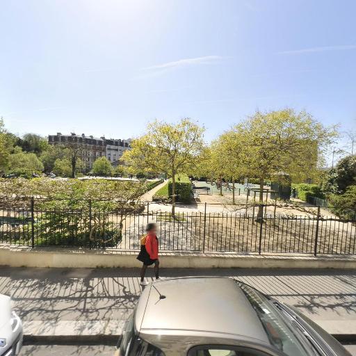 Square du Docteur Jacques-Joseph GRANCHER - Parc, jardin à visiter - Paris