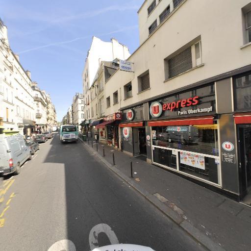 Garage Oberkampf Parking - Parking public - Paris