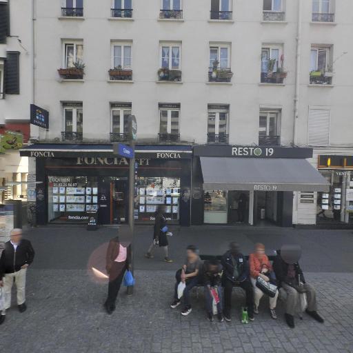CENTURY 21 Flandre Crimée - Agence immobilière - Paris