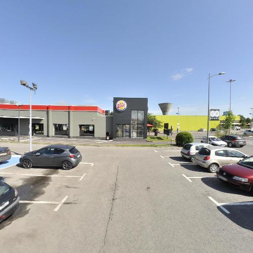 Burger King Restaurant Leteux 661 S - Restaurant - Évreux