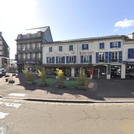 Palais D'Emeraude - Restaurant - Évreux