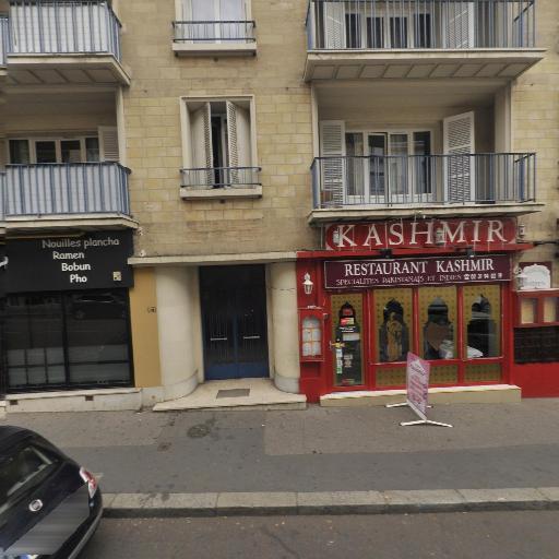 Kashmir - Restaurant - Caen