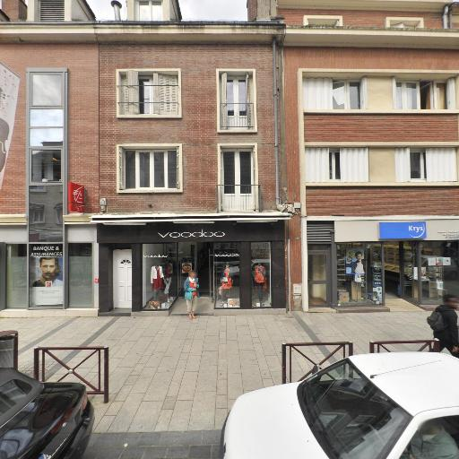 Krys Opticien - Opticien - Beauvais