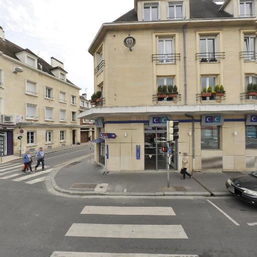 CIC Crédit Industriel et Commercial - Banque - Beauvais