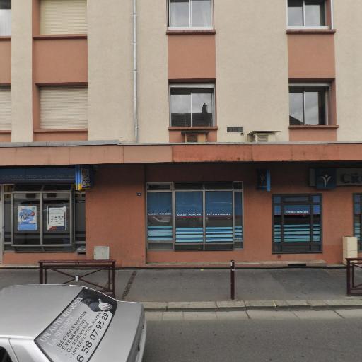 CREDIT et SERVICES FINANCIERS - Établissement financier - Beauvais