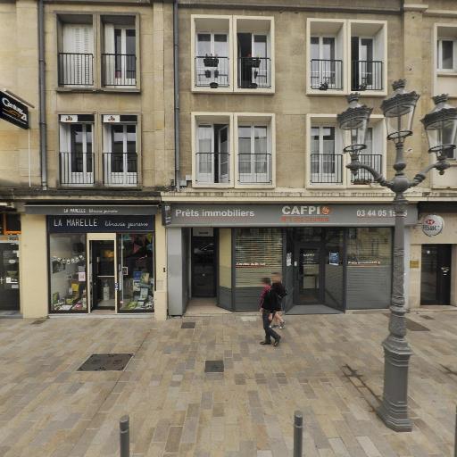 Cafpi - Courtier financier - Beauvais