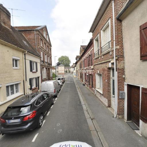Parking Préfecture - Parking - Beauvais