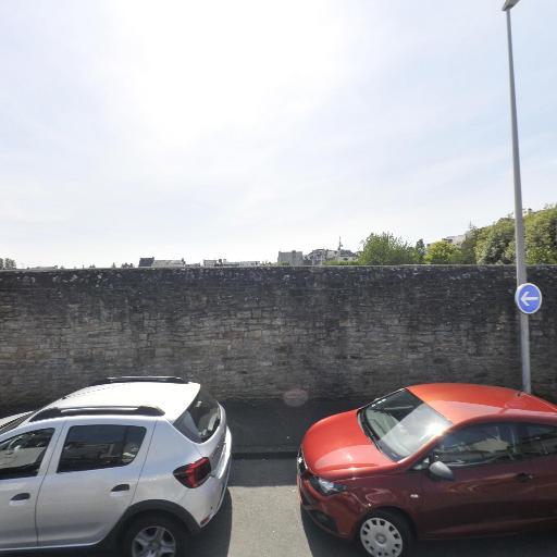 Parking Rue des 4 Frères Creach - Parking - Vannes
