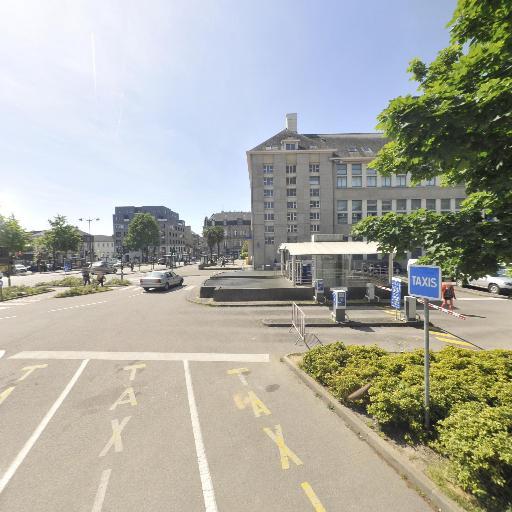 Vannes - République - Indigo - Parking réservable en ligne - Vannes