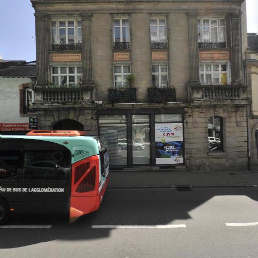 Agence Territoires En Mouvement - Urbaniste - Vannes
