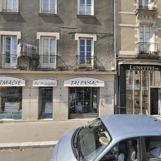 Pharmacie Talensac - Pharmacie - Nantes
