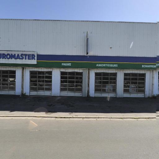 Euromaster Angoulême - Centre Auto et Véhicules Industriels VL/VI - Garage automobile - Angoulême