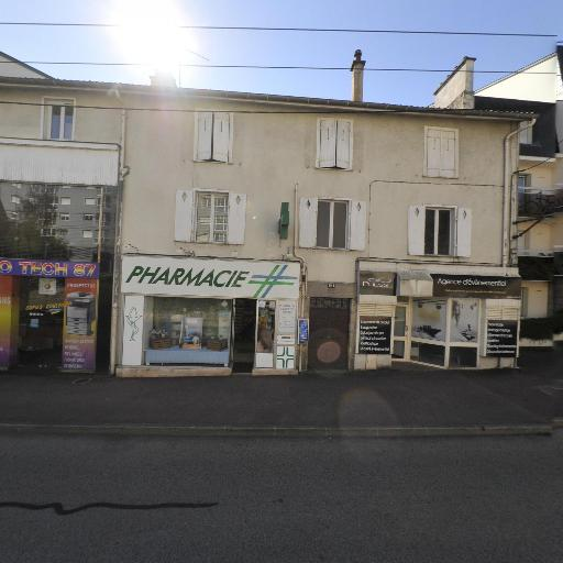 Pharmacie François Perrin - Pharmacie - Limoges