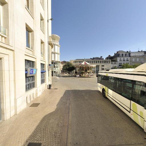 Parking Hôtel de Ville - Parking public - Poitiers