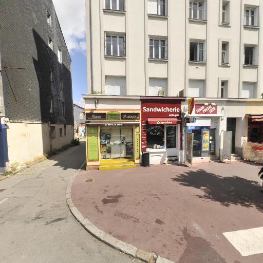 Brillaud Guillaume - Bureau de tabac - Nantes
