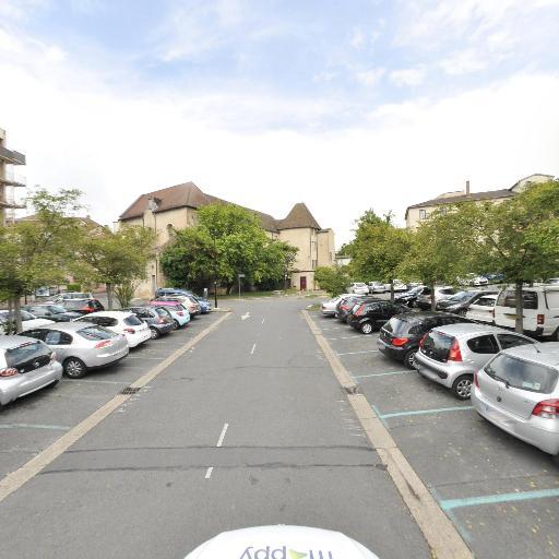 Parking La Baille - Parking - Mâcon