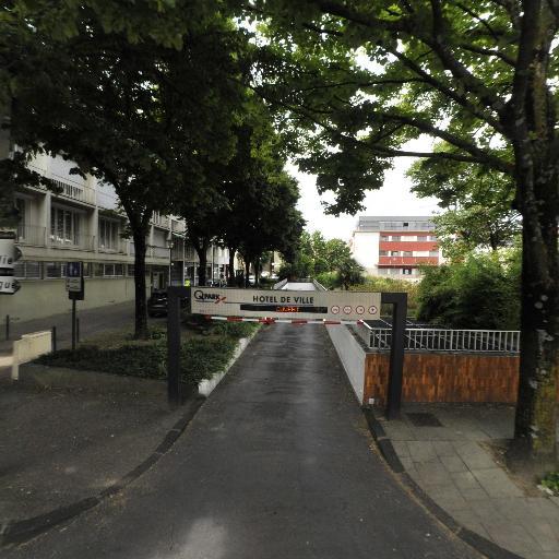 Parking Q-Park Hôtel de Ville - Parking public - Valence
