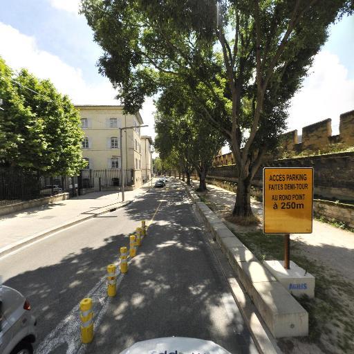 Jean Jaurès - Parking public - Avignon