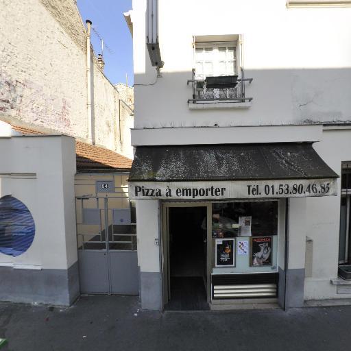 Tran Huu-Nghia - Pharmacie - Paris