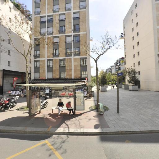 Square Nicole de Hauteclocque - Parc, jardin à visiter - Paris