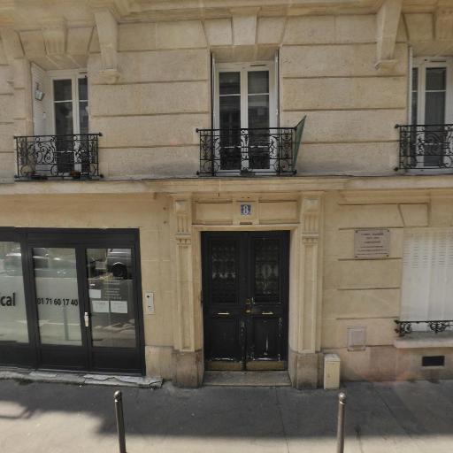 Bénédicte Couffon - Médecin généraliste - Paris