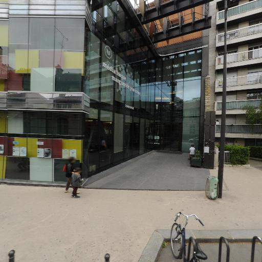 Médiathèque Marguerite Yourcenar - Bibliothèque et médiathèque - Paris