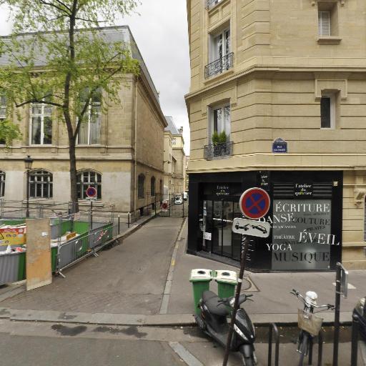 L'Atelier Du Quartier - Association culturelle - Paris