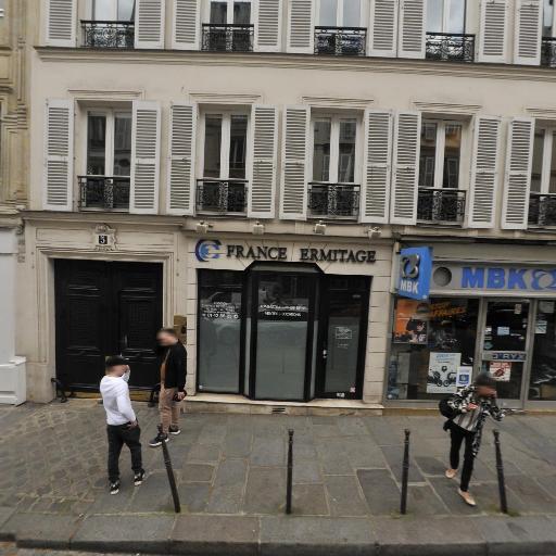 Amsellem - Vente de matériel et consommables informatiques - Paris