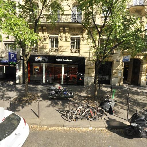 Parking Etoile Wagram - Parking - Paris