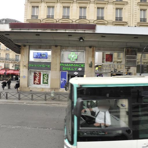 Pharmacie Bailly - Pharmacie - Paris