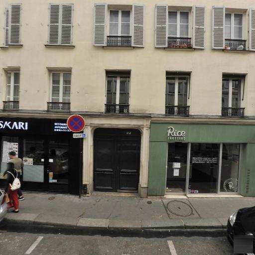 Bouché Franck - Vente en ligne et par correspondance - Paris