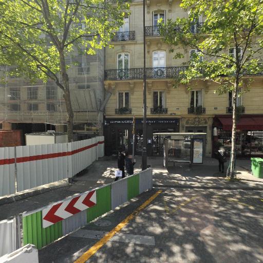 Betjeman And Barton - Importation de thé - Paris