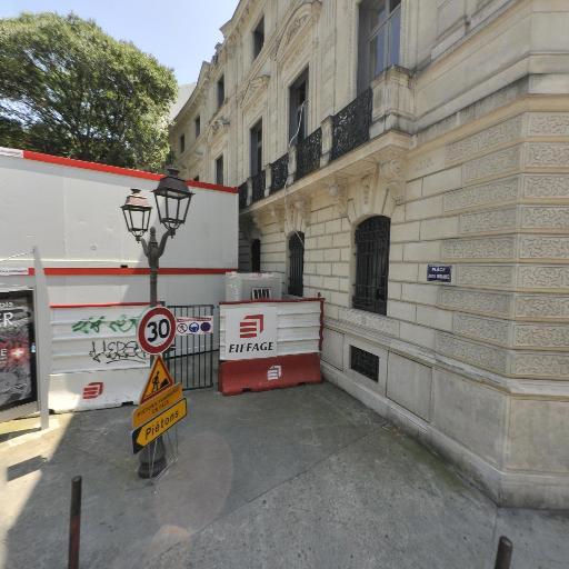 """""""Docte College Des Consuls De Nimes"""" """"Ambassadeurs Du Gard"""" - Association culturelle - Nîmes"""