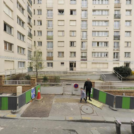 Station Vélib' Vigée-Lebrun - Anselme Payen - Vélos en libre-service - Paris