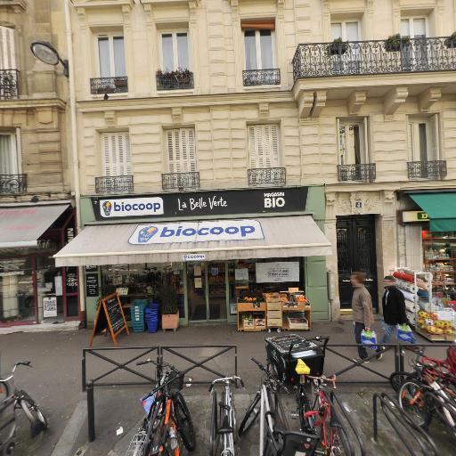 Biocoop La Belle Verte - Alimentation générale - Paris