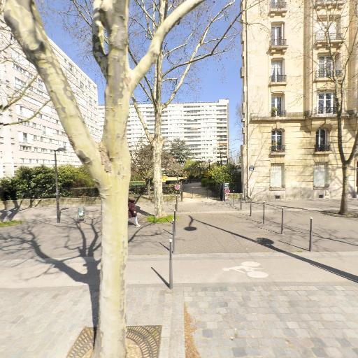 Square Rue des Perichaux - Parc, jardin à visiter - Paris