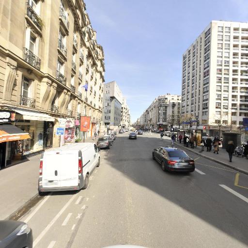 Vaugirard - Barruel - Parking public - Paris