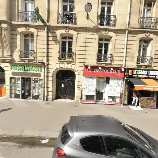 Pharmacie Casejuane - Pharmacie - Paris